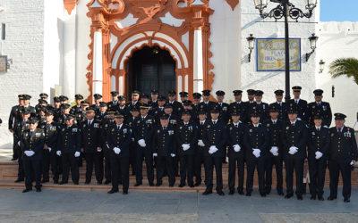 FESTIVIDAD DE LA PATRONA DE LA POLICÍA LOCAL DE ALMONTE
